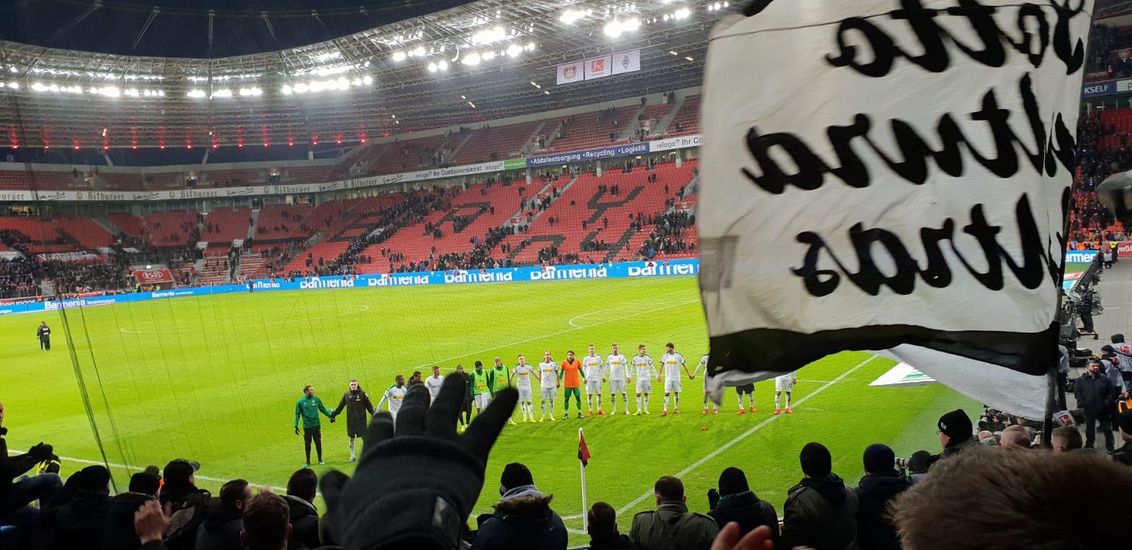 Auswärtssieg in Leverkusen
